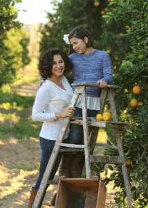 Aida Yodites with daughter Photo Credit Pure Joy Photography