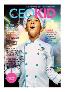 CEOKID Premier Cover