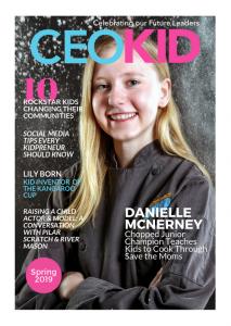 CEOKID Spring 2019 Cover 2